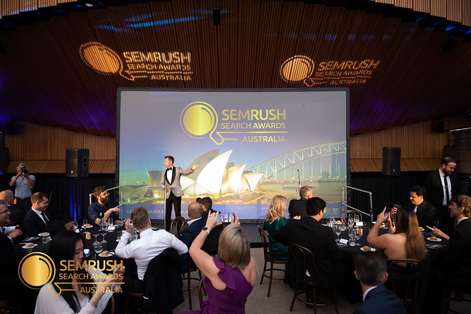 SEM Rush Search Awards